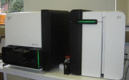 The next generation Illumina Sequencer based at the ARC Biotech Platform
