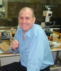 Prof Mike Wingfield Director of the Forestry and Agricultural Biotechnology Institute (FABI)