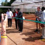 POL-SABINA Rain Shelter Handover-Mulanje, Malawi.